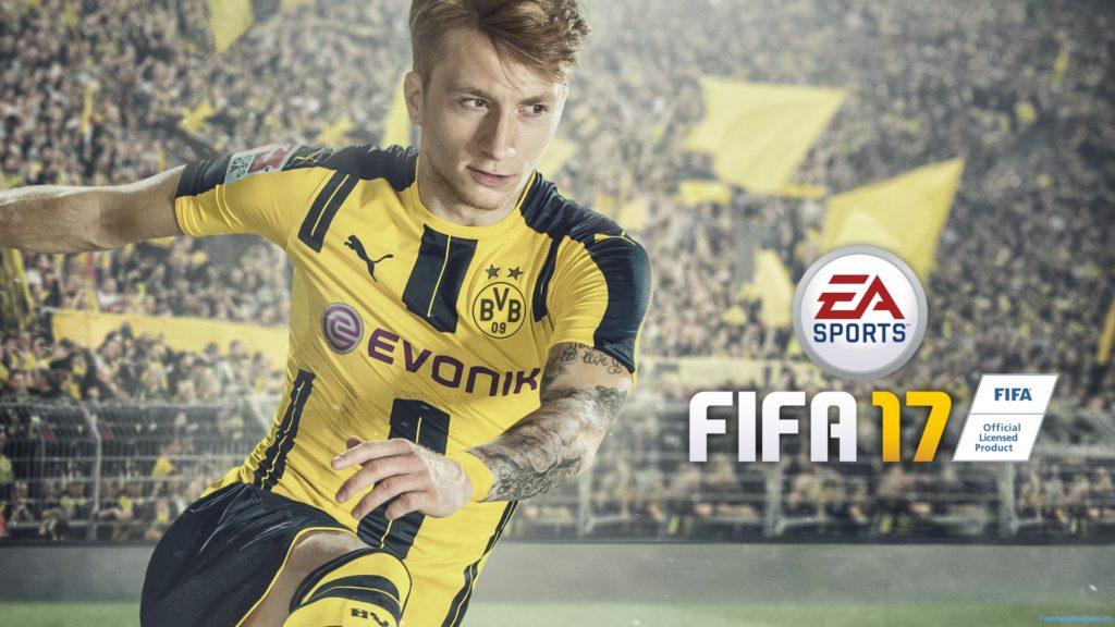 دانلود کرک FIFA 17