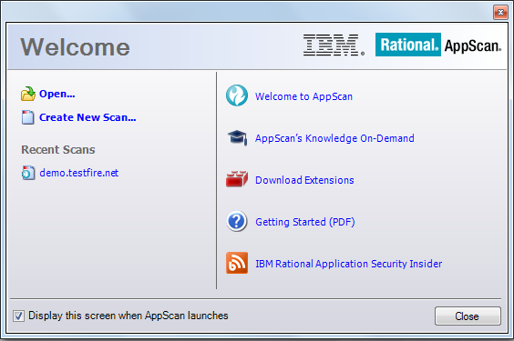کرک ibm appscan
